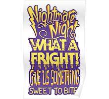 Nightmare Night! Poster