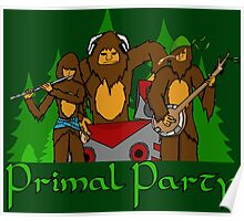 Primal Party Poster