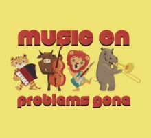 Music on - problems gone! Kids Clothes