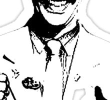 Borat Sticker