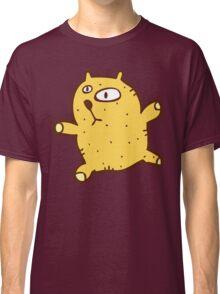 Sketchy cartoon teddy bear Classic T-Shirt