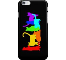 Rainbow Cats iPhone Case/Skin