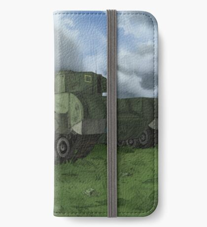 Churchill Tank iPhone Wallet/Case/Skin