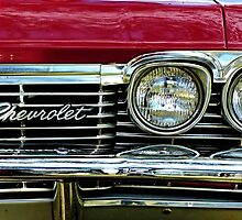 Chevrolet Impala Grill by DimondImages