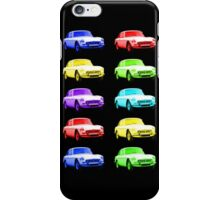 MGB GT  iPhone Case/Skin