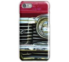 Chevrolet Impala Grill iPhone Case/Skin