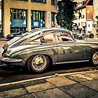 Porsche 356 Oldtimer by wulfman65