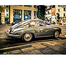 Porsche 356 Oldtimer Photographic Print