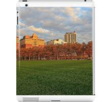 Pier A Hoboken NJ iPad Case/Skin