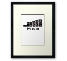 iVolution Framed Print