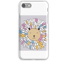 The bear who wanted to be a lion iPhone Case/Skin