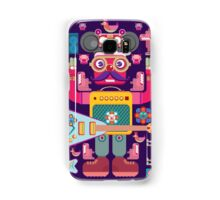 vector band and musicians  Samsung Galaxy Case/Skin