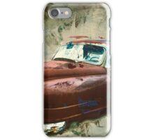 10684Vintage Car iPhone Case/Skin