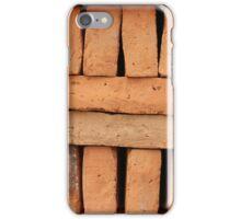 Alternating Adobe Bricks iPhone Case/Skin