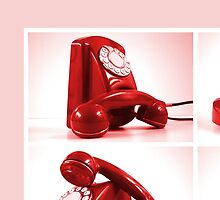 The Big Red Phone by Stephen Mitchell