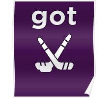 Got Hockey? Poster