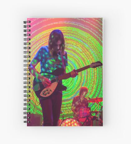 Tame Impala Spiral Notebook