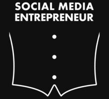 SOCIAL MEDIA ENTREPRENEUR (B) by ezcreative