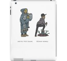 NEHRUVIANDOOM iPad Case/Skin