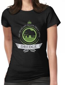 Magic the Gathering - Dredge Life V2 Womens Fitted T-Shirt