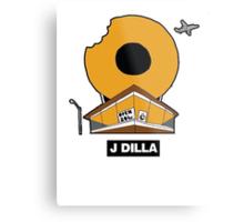 J DILLA DONUTS Metal Print