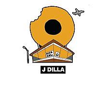 J DILLA DONUTS Photographic Print