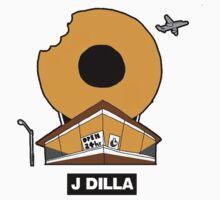 J DILLA DONUTS by trendyteeshirts