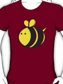 Cute little bumble fat bee T-Shirt