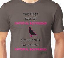 JafreeseBros- The First Rule of Hatoful Boyfriend Unisex T-Shirt