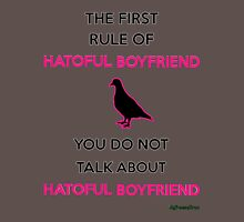 JafreeseBros- The First Rule of Hatoful Boyfriend Unisex T-Shirt