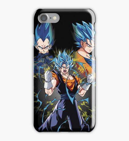 Goku and Vegeta fusion iPhone Case/Skin