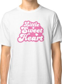 Little SWEET HEART! in cute pink Classic T-Shirt
