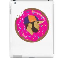 J DILLA DONUTS iPad Case/Skin