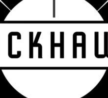 Blackhawks Hockey Sticker