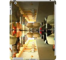 The World Upside Down - City Life iPad Case/Skin