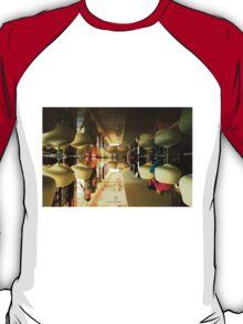 The World Upside Down - City Life T-Shirt
