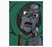 MF DOOM by trendyteeshirts