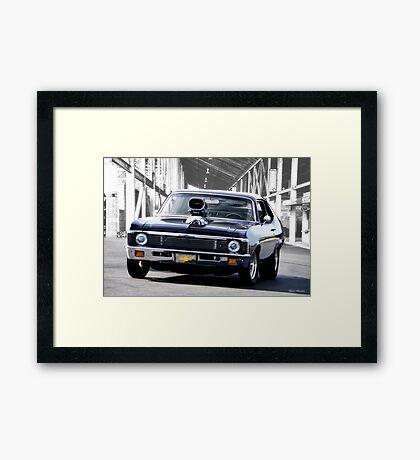 1968 Chevrolet Nova 'Pro Street' II Framed Print