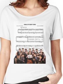 King of New York - Newsies Women's Relaxed Fit T-Shirt