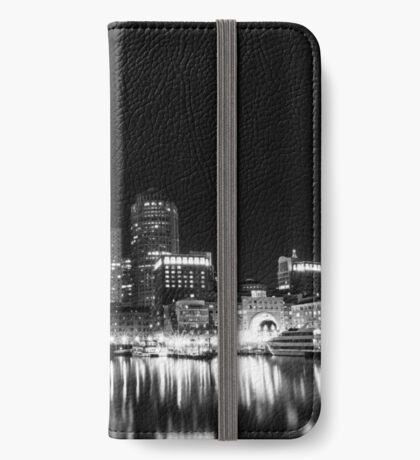 Silver City iPhone Wallet/Case/Skin