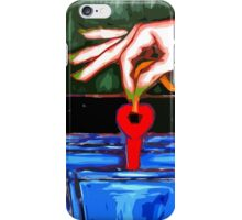 YOU STOLE THE KEY TO MY HEART iPhone Case/Skin