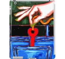YOU STOLE THE KEY TO MY HEART iPad Case/Skin