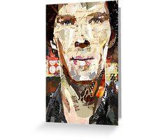 Ephemera I: Sherlock Holmes Greeting Card