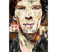 Ephemera I: Sherlock Holmes Photographic Print