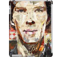 Ephemera I: Sherlock Holmes iPad Case/Skin