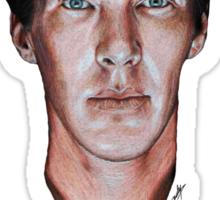 Benedict Cumberbatch Sticker