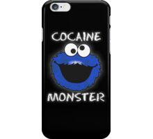 Cocaine Monster iPhone Case/Skin