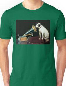 His Masters Voice Unisex T-Shirt