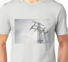 Electric power transmission Unisex T-Shirt