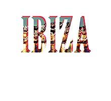 IBIZA Photographic Print